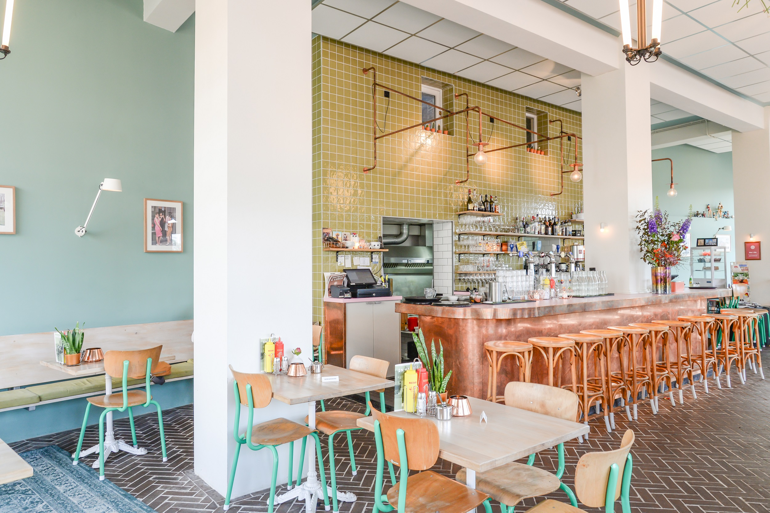 RESTAURANT: CAFÉ BUURT DEN BOSCH - Favoriete Adresjes