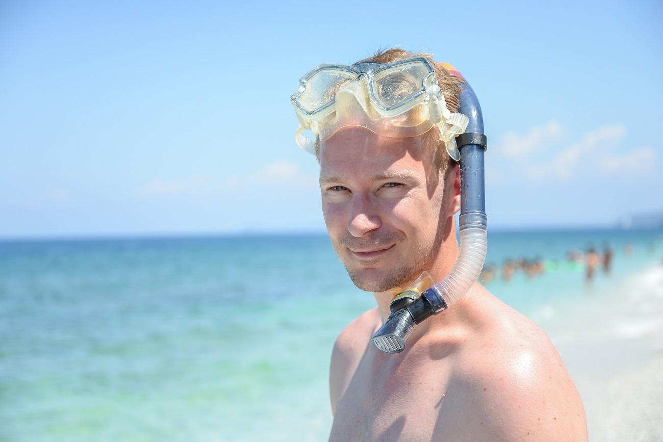 elba stranden capo bianco snorkelen